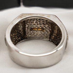 "Harley Davidson/Franklin Mint Accessories - Franklin Mint ""Bold Spirit"" Harley Davidson Ring"